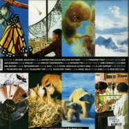 Back View : Chris Bowden - TIME CAPSULE (180G 2LP + MP3) - Soul Jazz Records / SJRLP410