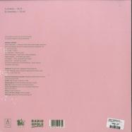 Back View : EABS & Tenderlonious - KRAKSA / SVANTETIC (LTD LP) - 22a / 05170781