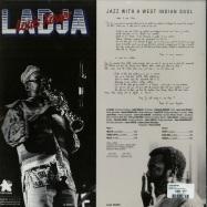 Back View : Louis Xavier - LADJA (LP) - Rebirth On Wax / ROW 003LP