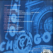 Back View : Various Artists - CHICAGO PLAYS THE STONES (2LP) - Chicago Blues Experience / CBE1701LP / 8708265