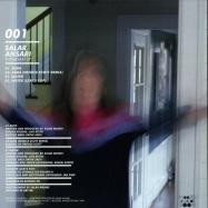 Back View : Salar Ansari - EHSAATSAAT EP (INCL. PATRICE SCOTT & DONALD LEE ROLAND II RMXS) - Moozikeh Analog Room / MAR-001