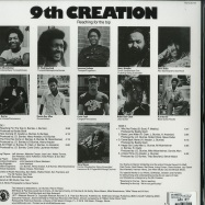 Back View : 9th Creation - REACHING FOR THE TOP (LP) - Past Due Records  / PASTDUELP06