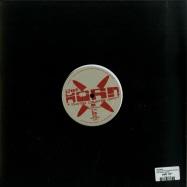 Back View : The Horn - THE COUNTER COUNTER OFFER EP - Klasse Wrecks / Wrecks021