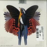 Back View : Floorplan Aka Robert Hood - PARADISE (CD) - M-Plant / mpm16cd