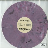 Back View : Pushmann - INTERFERENCE / MAGNITUDE (COLOURED VINYL) - Suspected / SUSLTD017