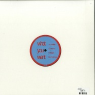 Back View : Justin Pak - REUNION EP - What You Want / WOW008