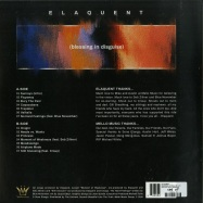 Back View : Elaquent - BLESSING IN DISGUISE (LP) - Mello Music Group / MMG001201