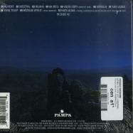 Back View : Robag Wruhme - VENQ TOLEP (CD, DIGIPAK) - Pampa Records / PAMPACD014