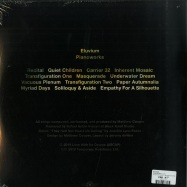 Back View : Eluvium - PIANOWORKS (2LP + MP3) - Temporary Residence / TRR299LP / 00133568