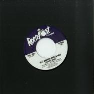 Back View : Beat Bronco Organ Trio - EASY BABY / GERIATRIC DANCE (7 INCH) - Rocafort  / ROC029