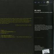 Back View : Blake - CHAPTER I: THE BLACK GODESS - Triton / TRT001