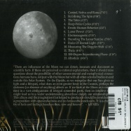 Back View : Jeff Mills - MOON - THE AREA OF INFLUENCE (CD) - Axis / AXCD053