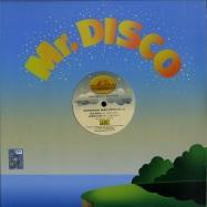 Back View : International Music System - RUN AWAY (BLACK VINYL) - Mr Disc Organization / MD31806