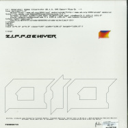 Back View : Z.I.P.P.O & Hiver - INUITIVE LINEAR VIEW (INCL POSTER) - fides / FIDES010