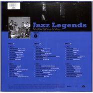 Back View : Various Artists - JAZZ LEGENDS BOX (3LP BOX + POSTER) - Wagram / 3369336 / 05179731