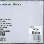 Back View : Caribou - ANDORRA (CD) - City Slang / slang0683208