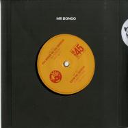Back View : Trio Ternura / Eliana Pittman - VOU MORAR NO TEU SORRISO (7 INCH) - Mr. Bongo / BRZ45069