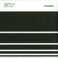 Back View : Sunil Sharpe / Endlec / Sedvs / Jerm - V/A - Analogue / ANA009