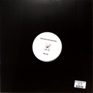 Back View : Politics Of Dancing / Okain / Rowlanz - POLITICS OF DANCING X OKAIN & ROWLANZ (140 G VINYL) - P.O.D Cross / PODCROSS 006