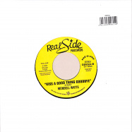Back View : Wendell Watts - YOU GIRL / KISS A GOOD THING GOODBYE ( 7INCH) - Outta Sight / OSV204