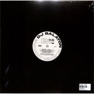 Back View : DJ Balaton - BLAUER MONTAG - Hold Your Ground / HYG022