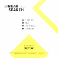 Back View : Linear Search - LINE INTEGRAL (EP + MP3) - Eternal Friction Records / EFR006