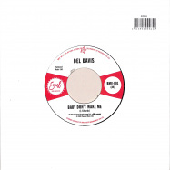 Back View : Jackie Edwards / Del Davis - I FEEL SO BAD / BABY DONT WAKE ME (7 INCH) - Outta Sight / BMV001