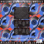 Back View : The Rolling Stones - STEEL WHEELS LIVE (ATLANTIC CITY 1989.3LP+12Inch) - Eagle Rock / 0874194