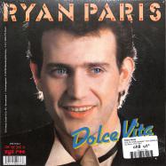Back View : Ryan Paris - DOLCE VITA (colored 7 Inch SINGLE) - Zyx Music / ZYX 1104-7