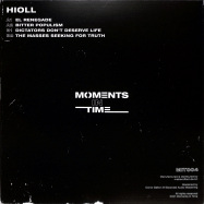 Back View : Hioll - SUBDUED NATION EP - Moments In Time / MIT004