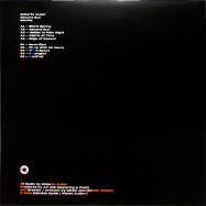 Back View : Roberto Auser - SECOND SUN (LP) - Dalmata Daniel / DDLP01