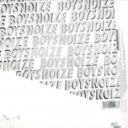 Back View : Shadow Dancer - COWBOIS - Boys Noize / BNR023