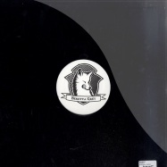 Back View : Reference - REFERENCE EP / INCL TADEO RMX - Beretta Grey Music / BMG005