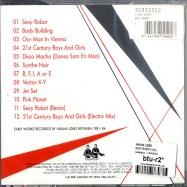 Back View : Hakan Lidbo - SEXY ROBOT (CD) - Lasergun / LG016CD