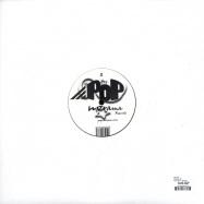 Back View : Off Pop - COCONUT EP - Pop Norama / Popn007