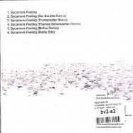 SYCAMORE FEELING (MAXI CD)