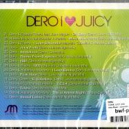 I LOVE JUICY (CD)