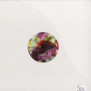 Back View : Hooved - BLACK & CHIC EP - Safari Electronique / SAF0466