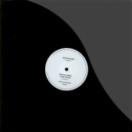 Back View : Spencer Parker - A GUN FOR HIRE SAMPLER B - Saved Records / SVALB07B