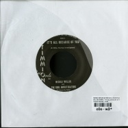 TELL ME WHEN / IT S ALL BECAUSE OF YOU (7 INCH)