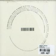 Back View : Vincent I. Watson - SERENE (CD) - Pyramids Of Mars / Pomcd002