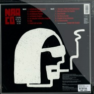 Back View : Sebastien Tellier - NARCO O.S.T. - RE-ISSUE (LP + MP3) - Record Makers / REC42