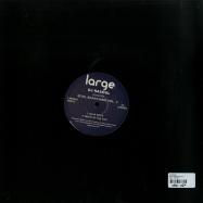 Back View : DJ Rasoul - SOUL SEARCHING VOL. 3 - Large / LARV042