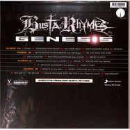 GENESIS (LTD CLEAR 180G 2X12 LP)