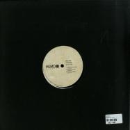 Back View : Rich Nxt - CRYSTAL EP - HUND Records / HUND001
