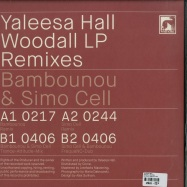 Back View : Yaleesa Hall - WOODALL REMIXES - Will & Ink / WNKLP001-RMX