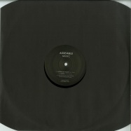 Back View : VA (Norken / Lerosa / Robin Ordell / Seuil) - SPLIT EP (VINYL ONLY) - Assemble Music / Discobar / AS-DISCOBAR 01