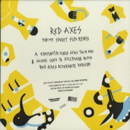 Back View : Red Axes - SUN MY SWEET SUN REMIX - Permanent Vacation / PERMVAC161-1