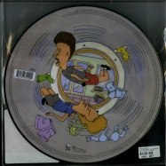 Back View : Various Artists - THE BEAVIS AND BUTT-HEAD EXPERIENCE O.S.T. (PIC DISC LP) - Geffen / B0023320-01 / 2698329