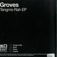 Back View : Groves - TENGMO RAH EP - Exit Records / exit076
